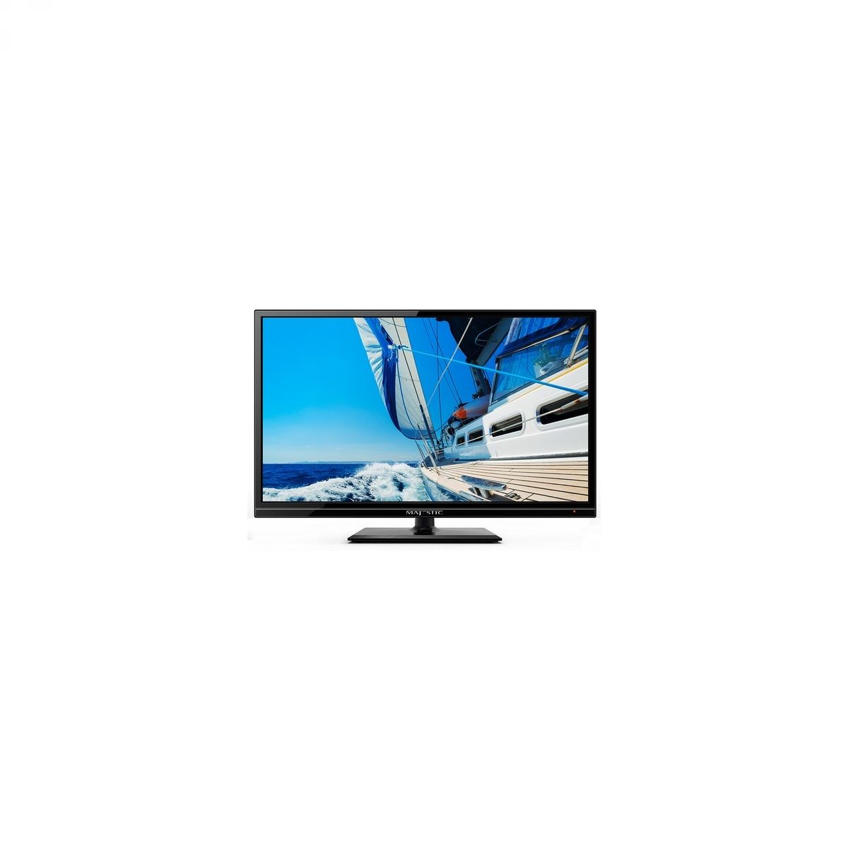 "Majestic LED322GS 32"" 12V FHD LED TV+DVD with global tuners"