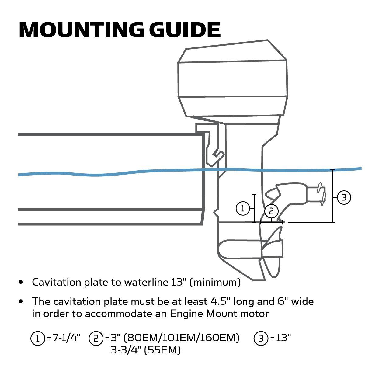 Minn Kota Mk 55 Em Elektro Motor Za Montau Na Stabilizatore Wiring Diagram Vanbrodskog Motora