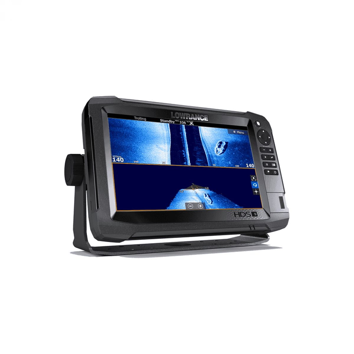Lowrance HDS-9 Carbon Mid/High/ 3D Bundle