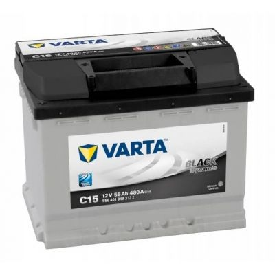 Akumulator Varta BLACK Dynamic 12V-56Ah L+