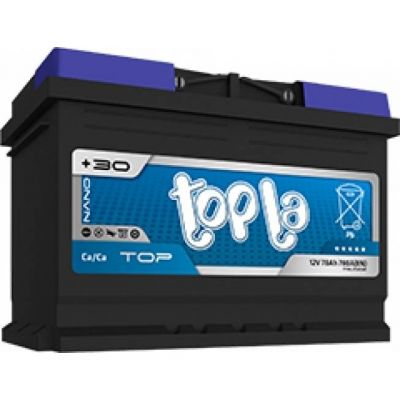 Akumulator Topla Top 12V-75Ah