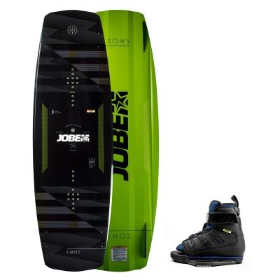 JOBE Wakeboard KNOX 143 & REPUBLIK BINDINGS SET