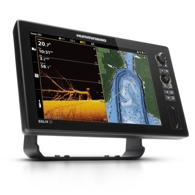 Humminbird SOLIX 12 Chirp MSI+ GPS G2