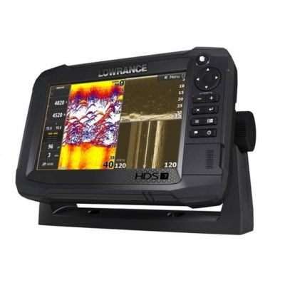 Lowrance HDS-7 Carbon Mid/High/ TotalScan