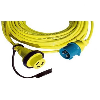 Kabel Set Ratio Cordset Marinco MP16-CEE 3x2,5mm² 25met