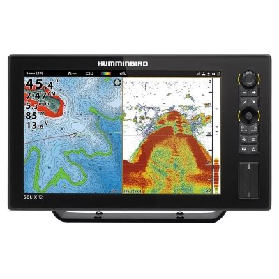 Humminbird SOLIX 12 CHIRP GPS Touch (NMEA)