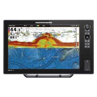 Humminbird SOLIX 15 CHIRP GPS Touch (NMEA)