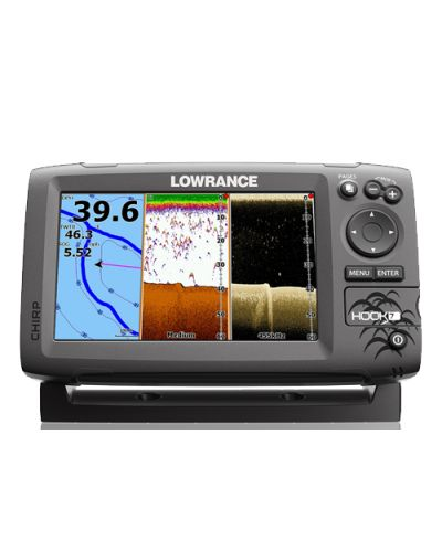 Lowrance HOOK-7 Mid/High/ DownScan™