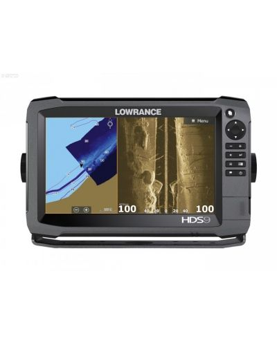 Lowrance HDS-9 GEN3 Mid/High/ TotalScan