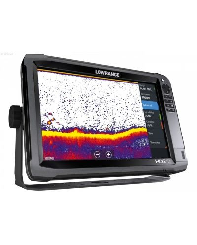 Lowrance HDS-12 GEN3 Mid/High/ 3D Bundle