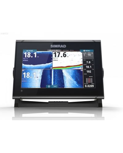 Simrad GO9 XSE Mid/High/ TotalScan