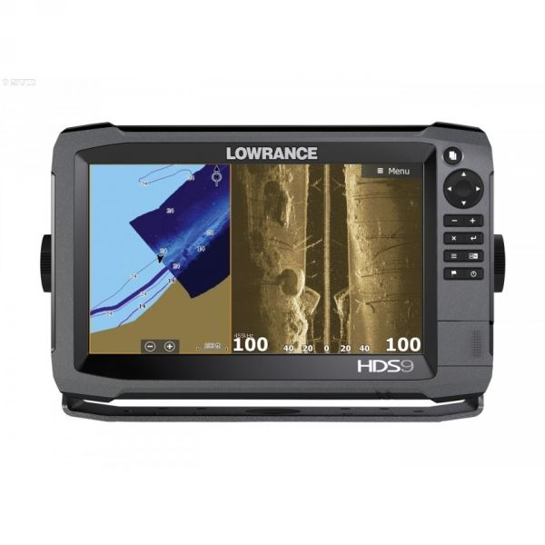 Lowrance HDS-9 GEN3 Mid/High/LSS