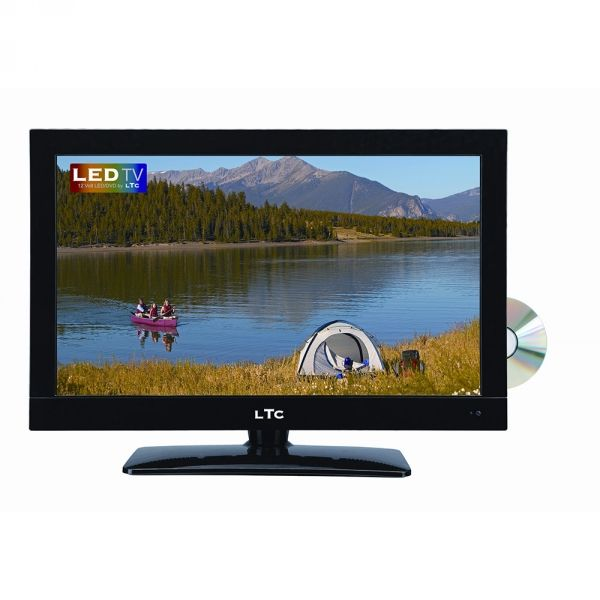 "LTC 1908 LED 19"" TV + DVD"