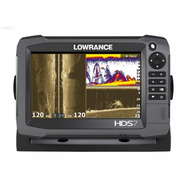 Lowrance HDS-7 GEN3 Mid/High/ TotalScan