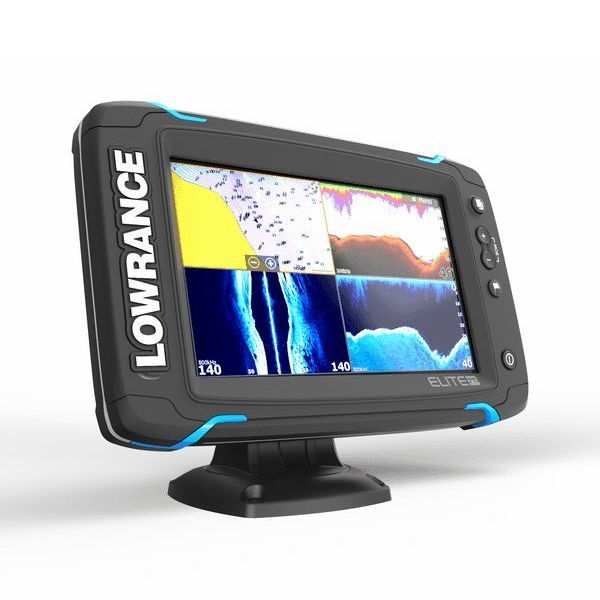 Lowrance Elite-7 Ti Mid/High/ DownScan