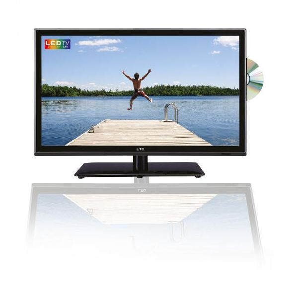 "LTC 2408 LED 24"" TV + DVD"