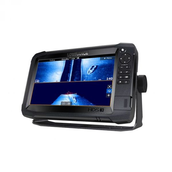 Lowrance HDS-9 Carbon Mid/High/ TotalScan
