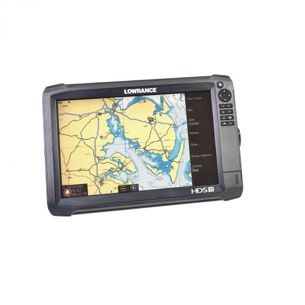 Lowrance HDS-12 Carbon Mid/High/ TotalScan