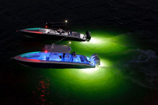 Svjetla na brodicama