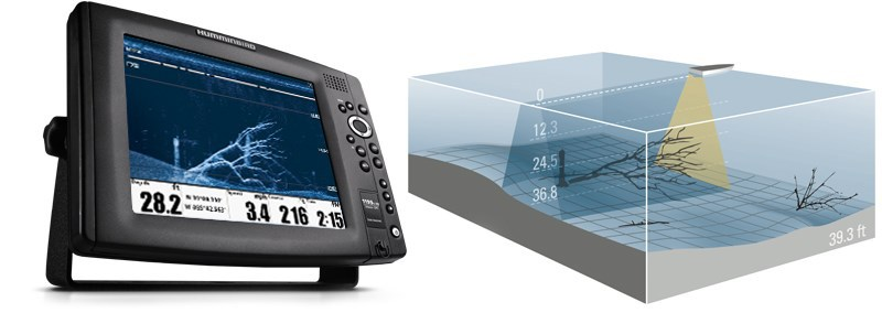 Humminbird® Down Imaging®