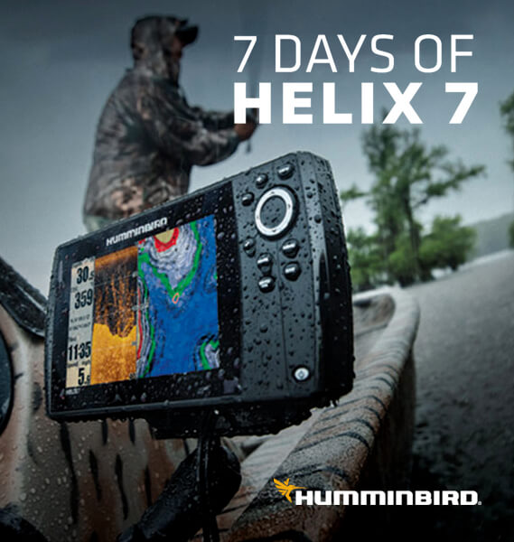 Humminbird Helix 7 serija